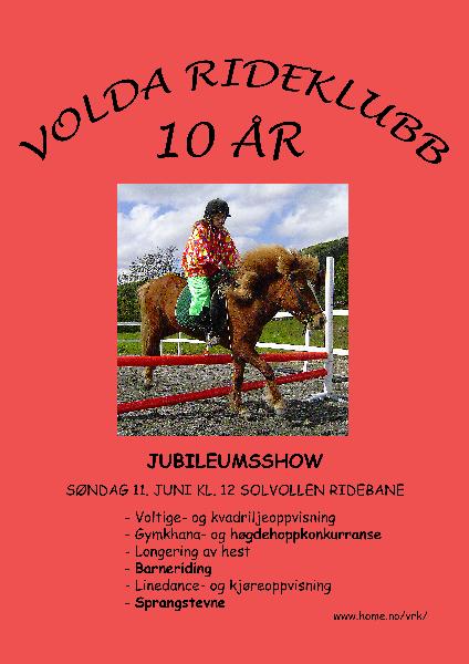 10 års jubileum 2006