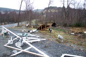 Dagmar orkan 2011