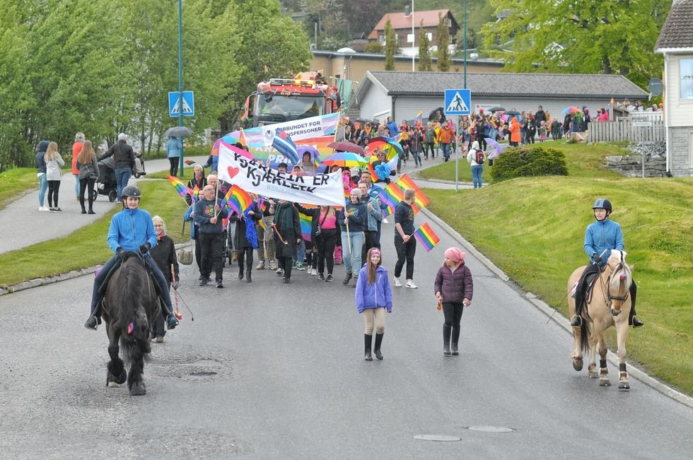 Pride paraden 2019